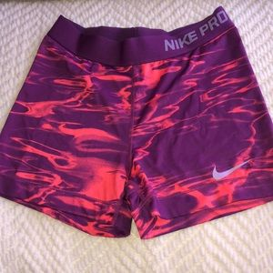 Mixed Color Nike Pros